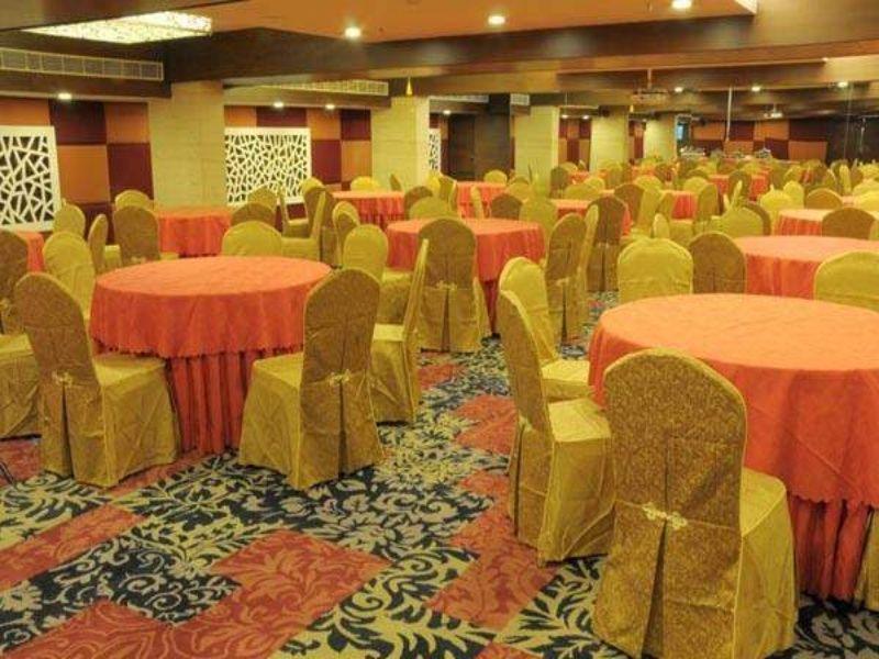 Quality Inn Bez Krishnaa, Visakhapatnam- Wedding Reception Halls in Dwaraka Nagar, Visakhapatnam