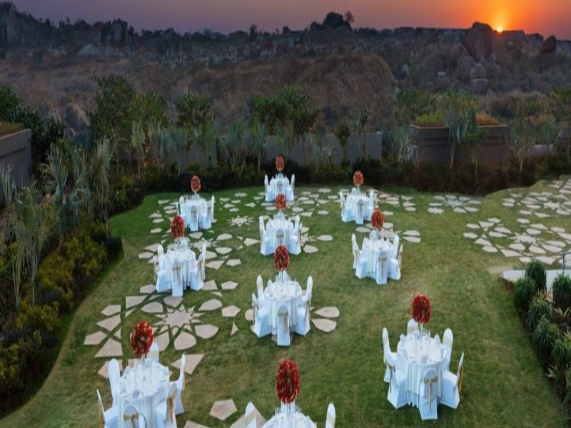 ITC Kohenur, Hyderabad- Wedding Lawns in Madhapur, Hyderabad