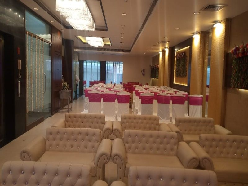 Central Park, Ghaziabad- Large Party Halls in Kaushambi, Ghaziabad
