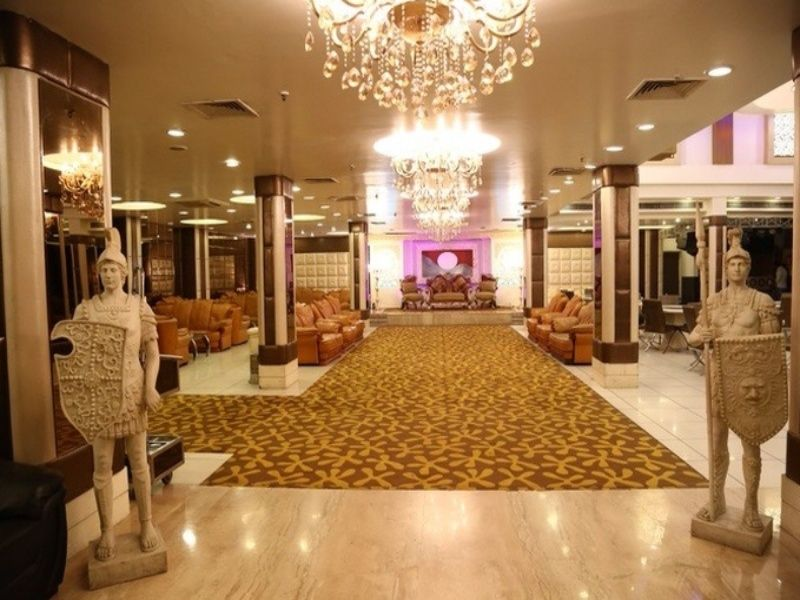 Grand Milan Banquets (Angel Mega Mall), Ghaziabad- Large Party Halls in Kaushambi, Ghaziabad