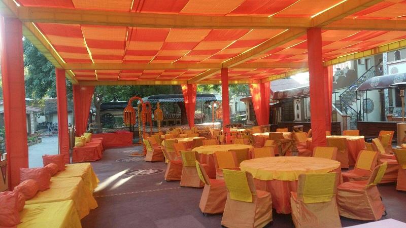 Dhani The Palace Hotel, Jaisalmer - Luxury Wedding Venues in Jaisalmer