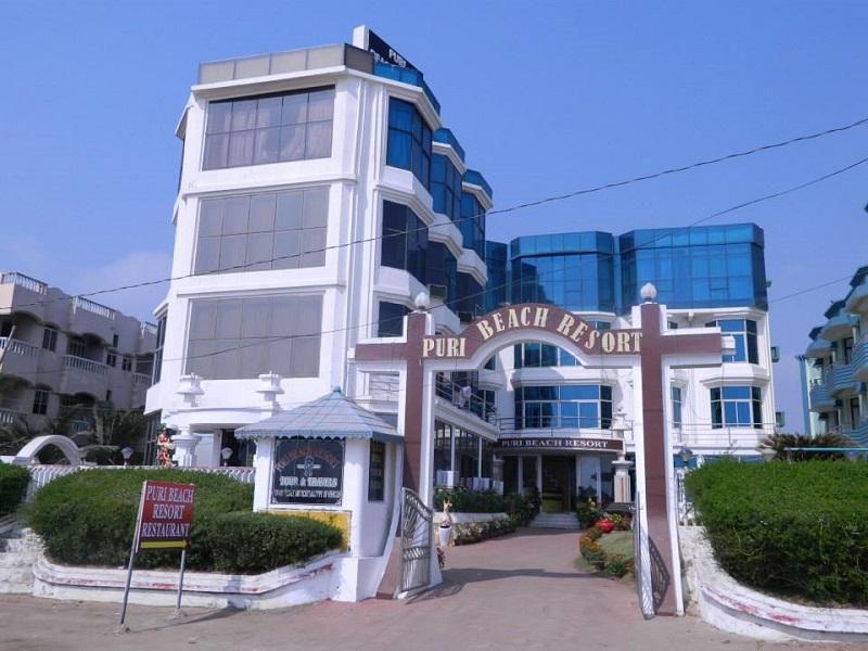 Hotel Puri Beach Resort, Puri - Affordable Wedding Venues in Puri