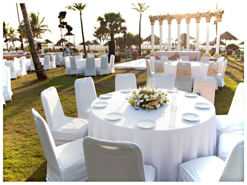 Zuri White Sands Resort And Casino, Varca- Beachside Resorts in Goa