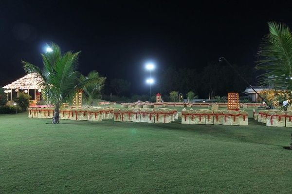 Thaker's Farm, Sargaasan- Wedding Venues in Gandhinagar