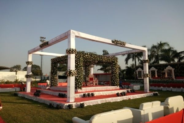 Keshvam Party Plot, Randheja- Wedding Venues in Gandhinagar