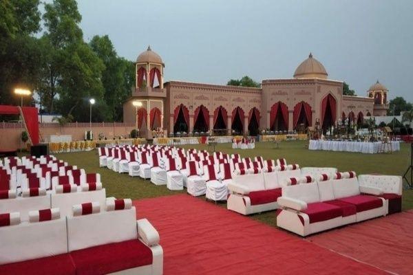 Shree Vatika Heritage Lawn, Bhopal- Marriage Gardens in Bhopal