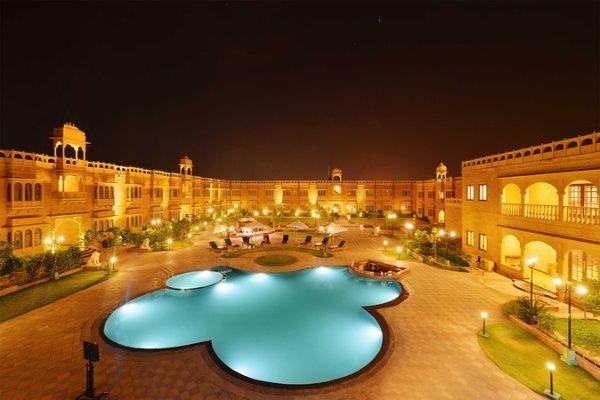 Desination wedding in Desert Tulip Hotel & Resort, NH-8, Jaisalmer