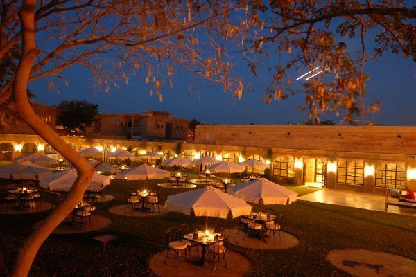 Desination wedding in Gorbandh Palace, Sam Road, Jaisalmer