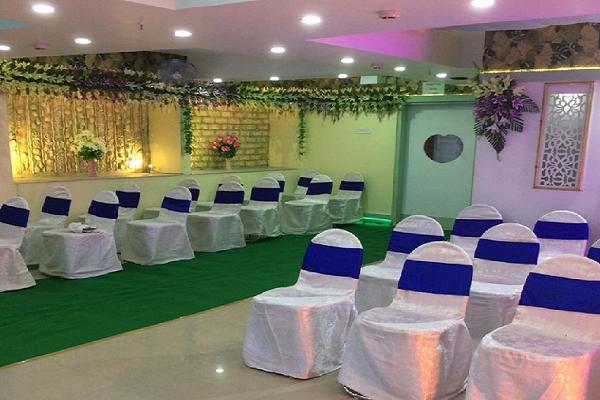 Bandhan Banquet, Keshtopur - Basant Panchami in Kolkata