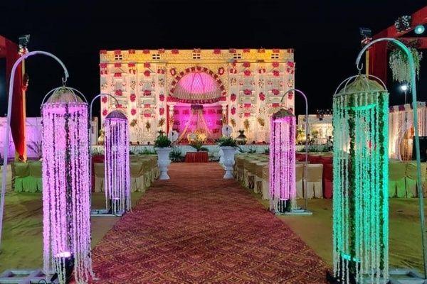 The Rajbagh Marriage Garden, Gwalior- Farmhouses in Gwalior