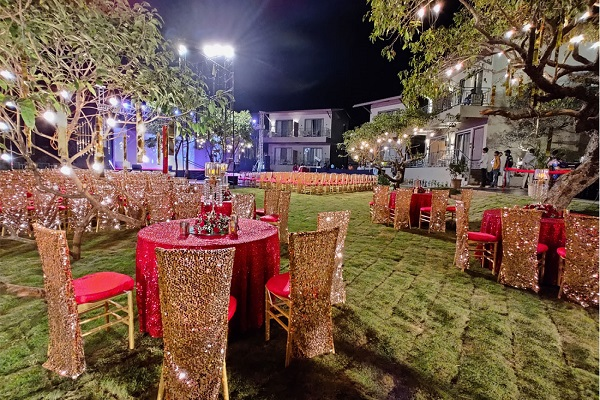 Ramsukh Hotel Resorts And Spa, Mahabaleshwar - Outdoor Wedding Venues in Mahabaleshwar