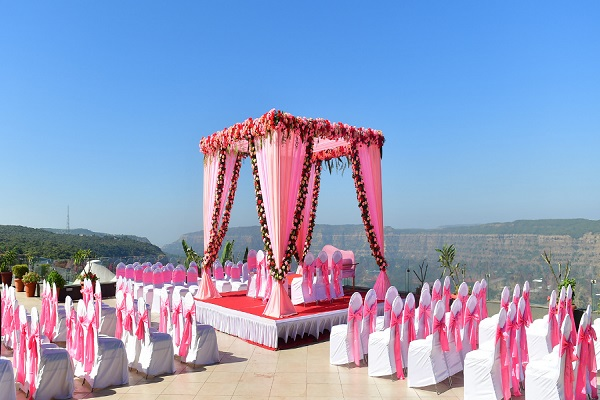 Brightland Resort And Spa, Mahabaleshwar - Outdoor Wedding Venues in Mahabaleshwar