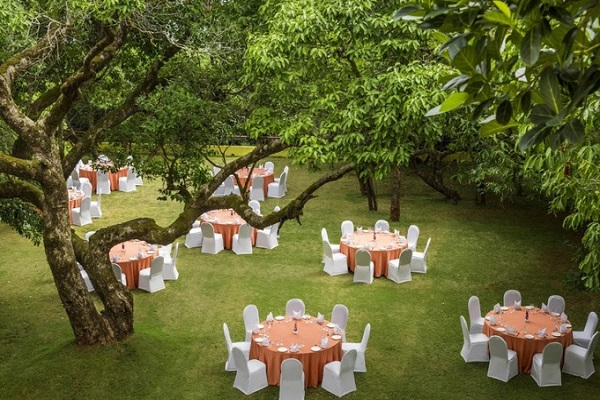 Le Meridien, Mahabaleshwar - Outdoor Wedding Venues in Mahabaleshwar