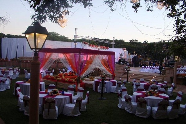 Evershine Keys Prima Hotel, Mahabaleshwar - Outdoor Wedding Venues in Mahabaleshwar