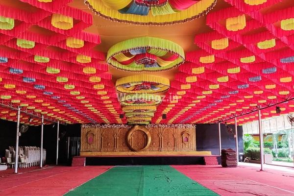 Ramsmruti Lawns, Chinchwad - Affordable Wedding Venues in Chinchwad, Pune