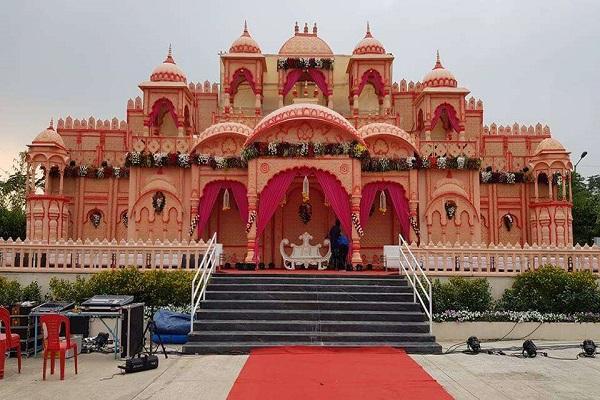 Shubham Garden, Chinchwad - Affordable Wedding Venues in Chinchwad, Pune
