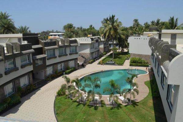 Kostamar Beach Resort, Daman and Diu- Beach Resorts in Daman and Diu