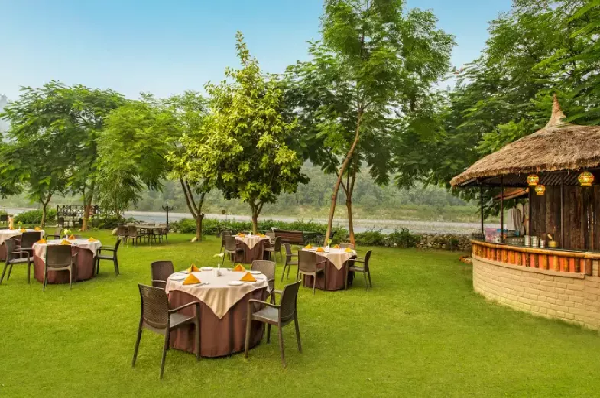 The Riverview Retreat, Jim Corbett - Destination Wedding in Jim Corbett