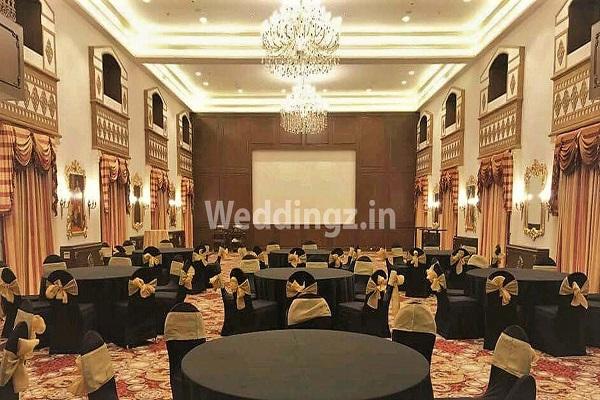 Destination Wedding in WelcomHotel The Savoy, Mussoorie
