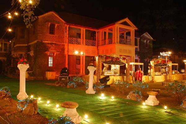 Destination Wedding in Balrampur House, Nainital