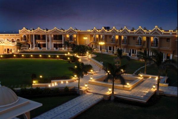 Heritage Khirasara Palace, Rajkot- Wedding Destinations in Rajkot
