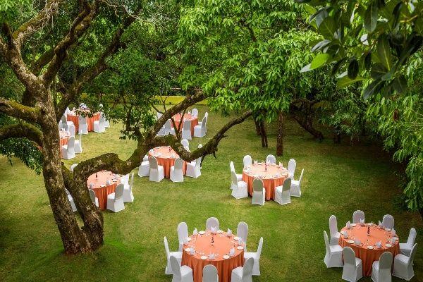 Destination wedding in Le Meridien, Mahabaleshwar