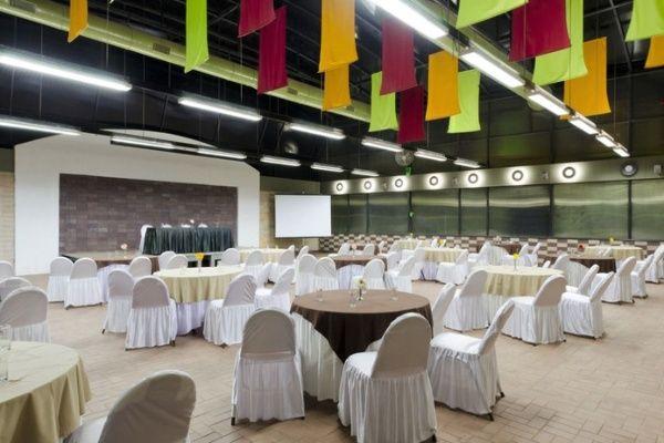 Destination wedding in Saj Resort, Mahabaleshwar