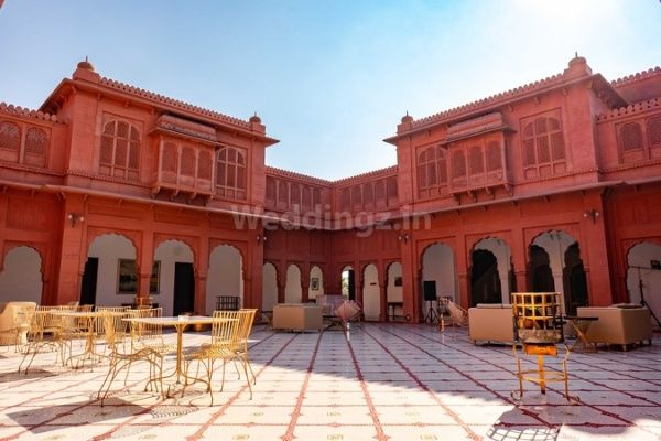 Gaj Kesri Palace, Bikaner - List of Marriage Halls in Bikaner