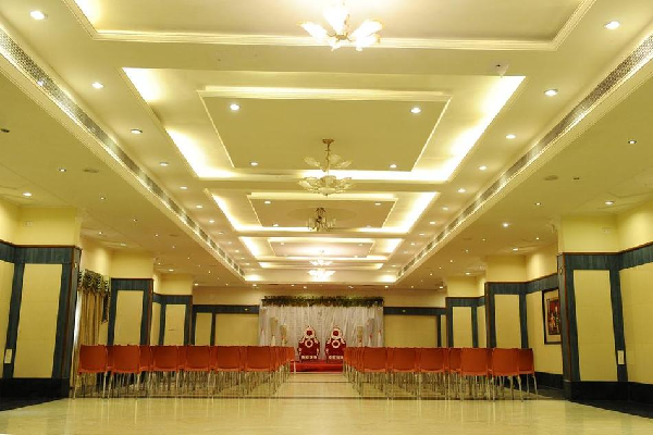 Hotel Mount Heera, Chennai - Marriage Halls in Chennai