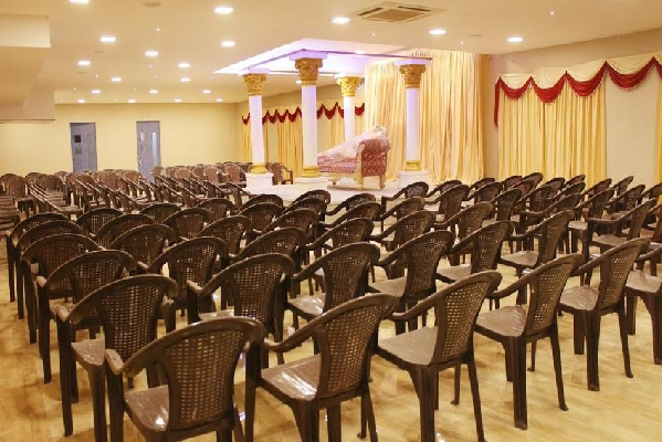 SLN AC Hall, Chennai - Marriage Halls in Chennai