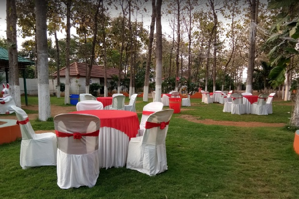 Kumaragam Smart Venue, KNG Pudur Pirivu - Open Lawn Marriage Halls in Coimbatore