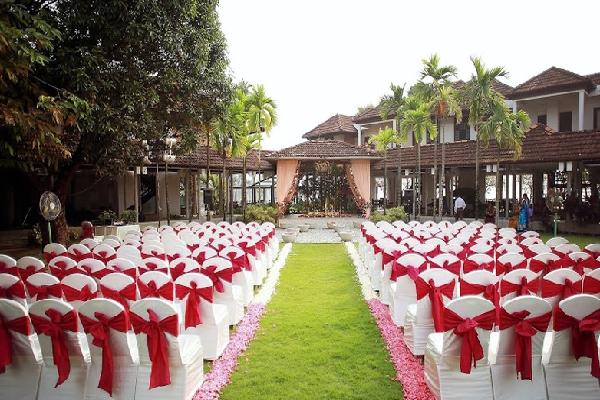 Ramada Cochin Resort, Kumbalam - Wedding Resorts in Kochi