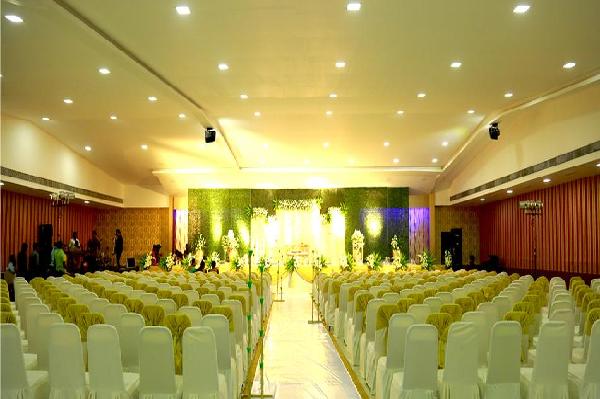Saj Earth Resort & Convention Center, Nedumbassery - Wedding Resorts in Kochi