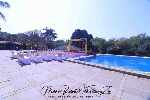 Destination Wedding in Manas Resort, Igatpuri