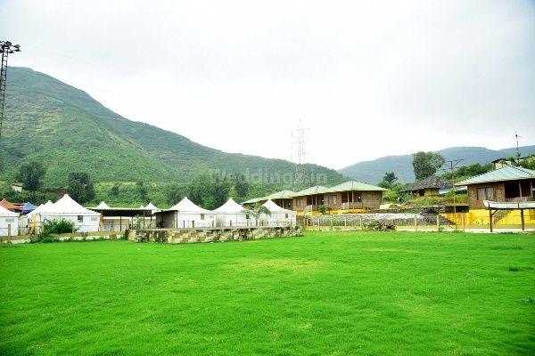 Destination Wedding in Rainforest Resort And Spa, Igatpuri