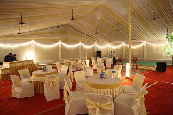 The Residency Tourist Resort, GS Road - Wedding Resorts in Guwahati