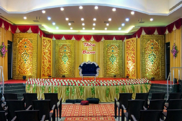 PSVR Mahal, Tiruppalai - Marriage Hall in Madurai