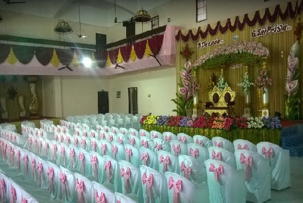 Raj Mahal, KK Nagar - Marriage Hall in Madurai