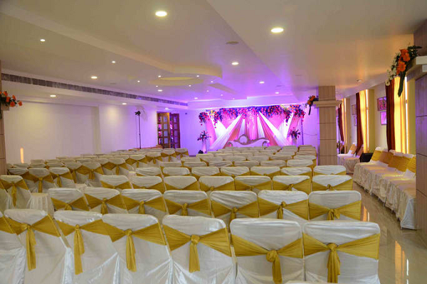 Hotel Parnil Palace, Zoo Road - Birthday Party Places in Guwahati
