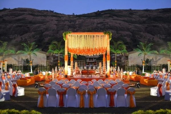 Destination Wedding in Della Resorts, Lonavala, Lonavala