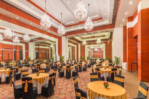Hotel Hindustan International, Laxmisagar - Wedding Hotels in Bhubaneswar