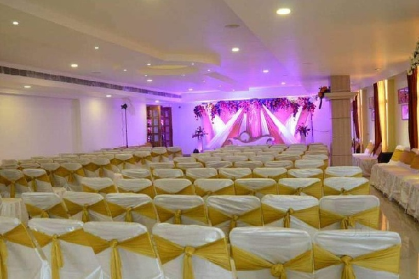 The Palm Green, Zoo Road - Destination Wedding in Guwahati