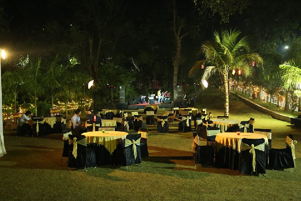 Greenwood Resort, Khanapara - Destination Wedding in Guwahati