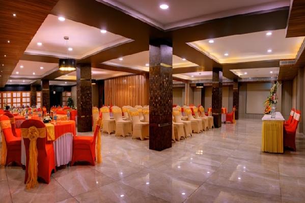 Udaan Hotel Clover And Banquet, Bankim Nagar - Best Wedding Venues in Siliguri