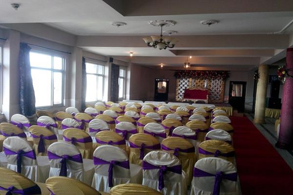 Aay Bee Banquet Hall, Totu - Banquet Hall in Shimla