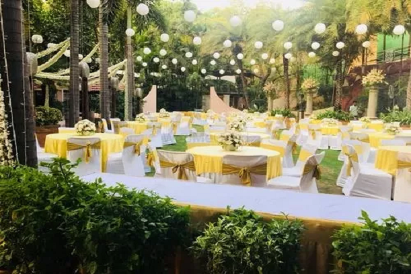 Our Palace Banquets, Banjara Hills - Open Air Party Venues in Hyderabad