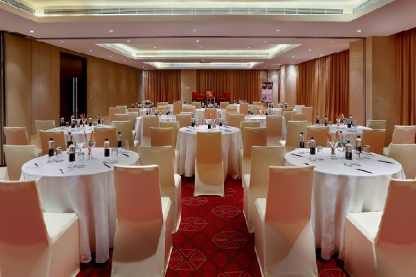 Mercure Hyderabad KCP, Banjara Hills - Corporate Party Places in Hyderabad