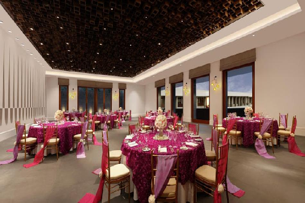 nterContinental Hotels And Resort, Mahabalipuram - Banquet Hall in Chennai