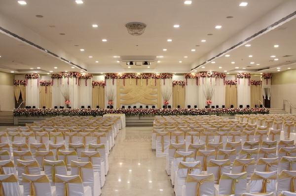 Sree Varaaham Hall, Koyambedu - Marriage Halls in Chennai