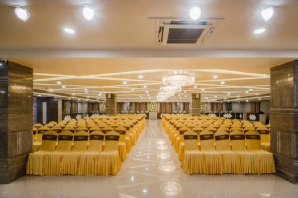 Hotel SVM Grand, Uppal - Banquet Hall in Hyderabad